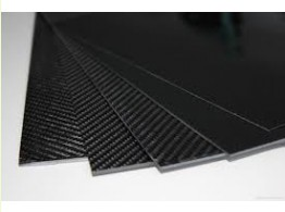 صفحه کربن 500*500*4mm carbon fiber sheet